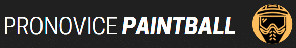 Logo de notre boutique en ligne de paintball pronovicepaintball.fr