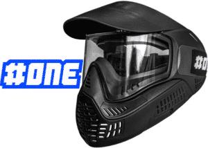 Notre masque de paintball One thermal black est disponible sur notre boutique en ligne de paintball au prix de 35,99e